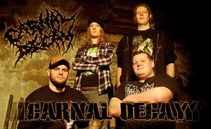 Carnal Decay - Band
