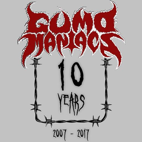 GUMOMANIACS - 10 Years