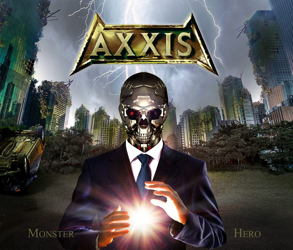 Axxis – Monster Hero