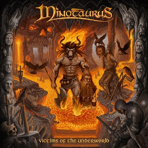 Minotaurus - Victims Of The Underworld