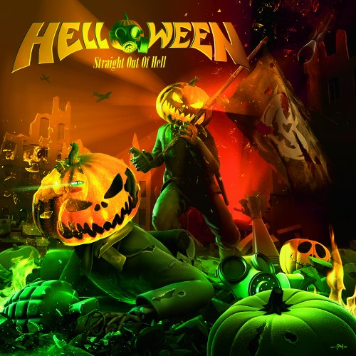 Helloween – Straight Out Of Hell (Remastered)