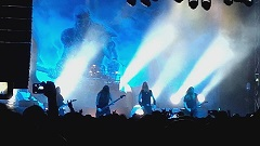 Amon Amarth, Testament, Grand Magus (Geiselwind 2016)