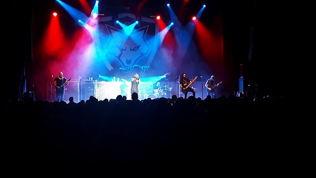 Three Days Grace, Bad Wolves (Wiesbaden)
