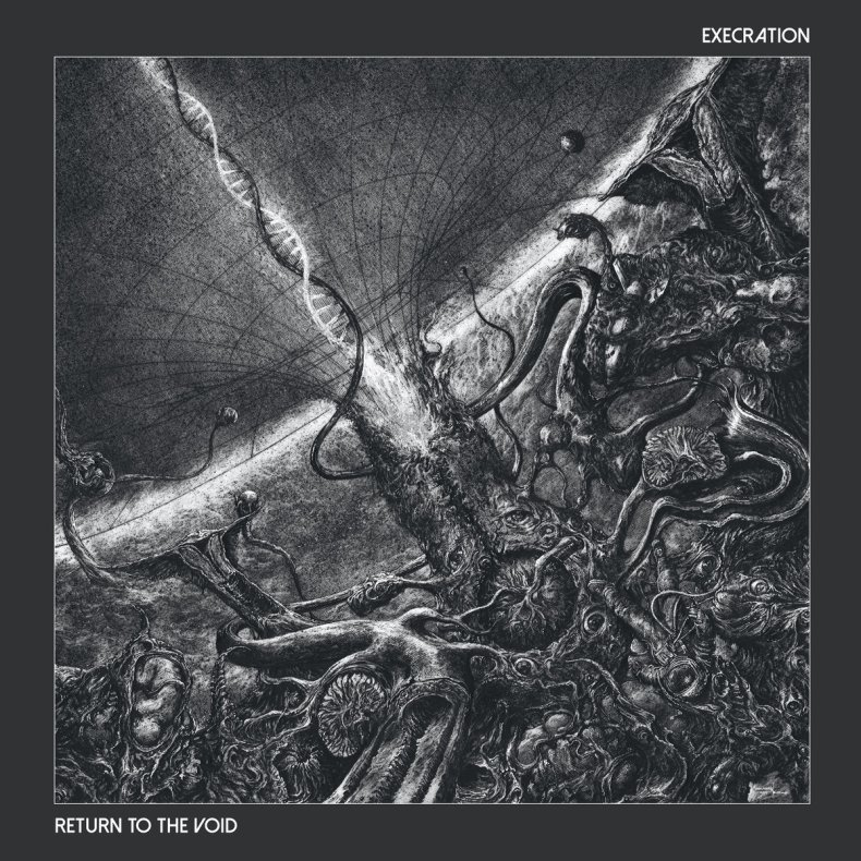 Execration -Return to the void