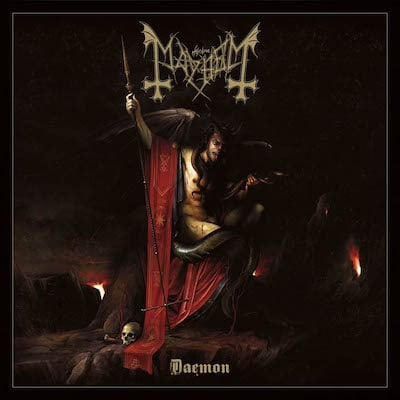 Mayhem -Daemon
